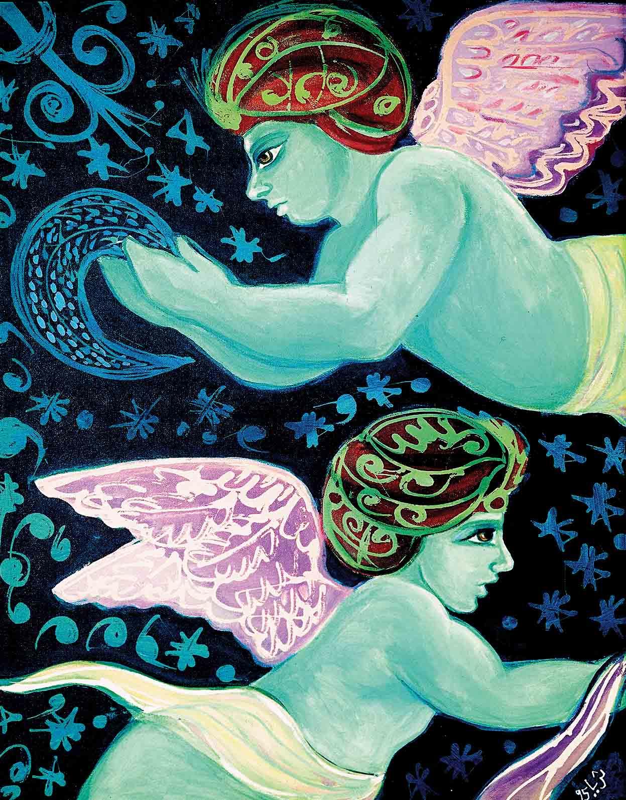 Angels, 1993