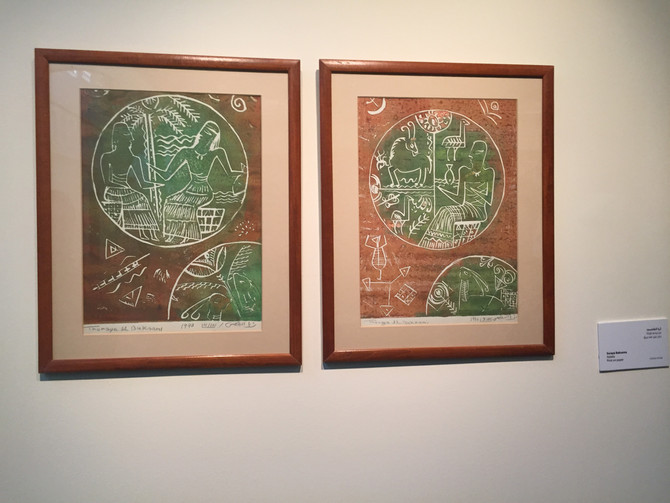 Sharjah Art Museum Permanent Collection Exhibition