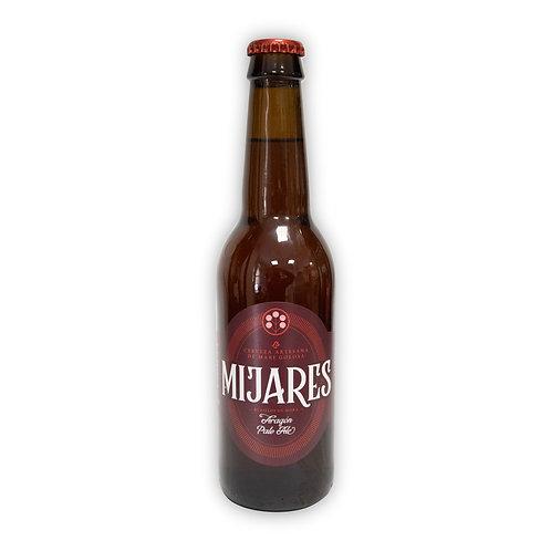 Cerveza artesana Mijares Pale Ale 33 cl