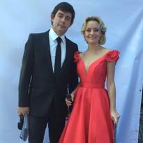 С Еленой Максимовой
