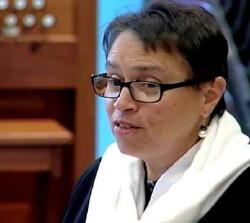 Judge Denise Hood