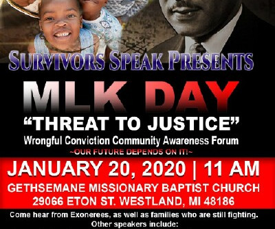 Celebrate MLKJ Day the Way It's Meant to be Celebrated!