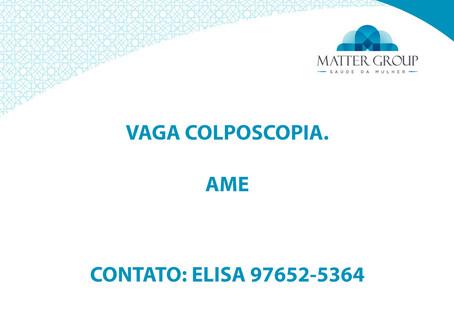 VAGA COLPOSCOPIA * AME