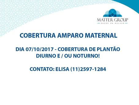 COBERTURA DE PLANTÃO