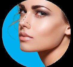 Rinoplastia cirugía de nariz rinomodelación tabique nariz caballete fosas nasales cirugía plástica Manizales