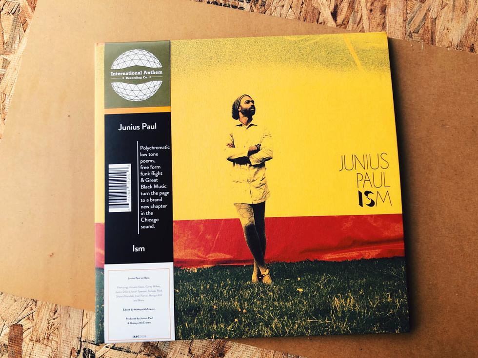 International Anthem Recording Co. Vinyl album Jazz