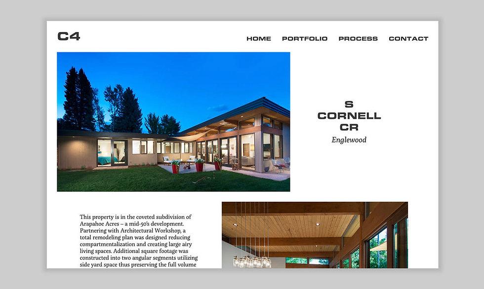 C4 Build website