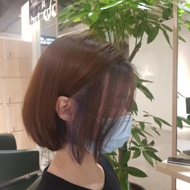 Peekaboo enso hair studio