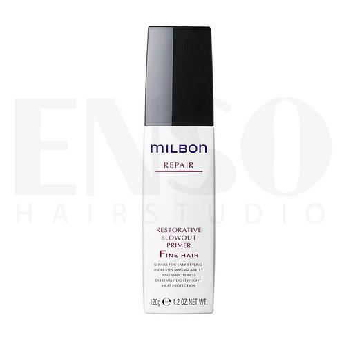 Restorative Blowout Primer (Fine Hair) | Milbon