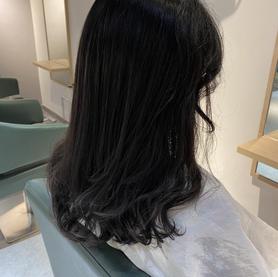 Enso hair studio soft perm change alley mall