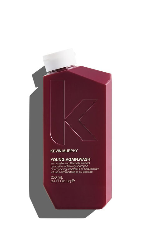 YOUNG.AGAIN WASH   Kevin.Murphy