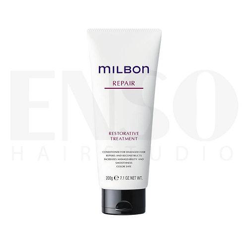 Repair Treatment   Milbon
