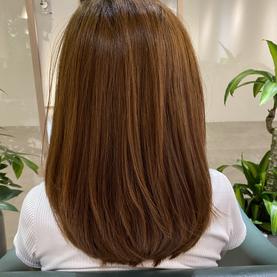 Enso hair studio no bleach brown