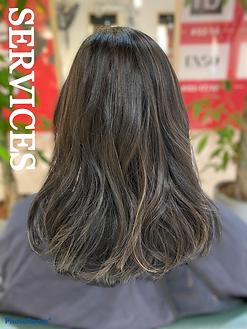 Enso hair studio balayage