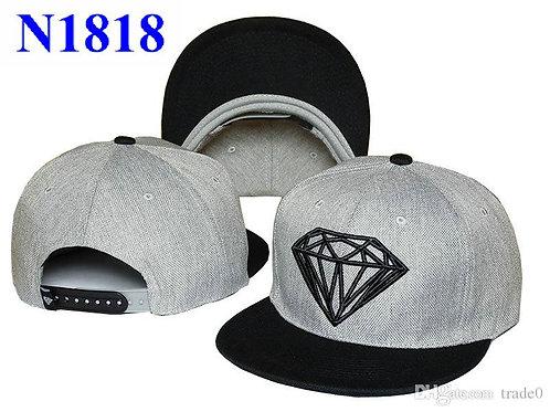 Leopard Diamond hats hip-hop Snapback Hats