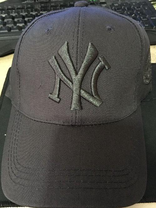 Baseball Cap NY Embroidery Letter Sun Hats Adjustable Snapback