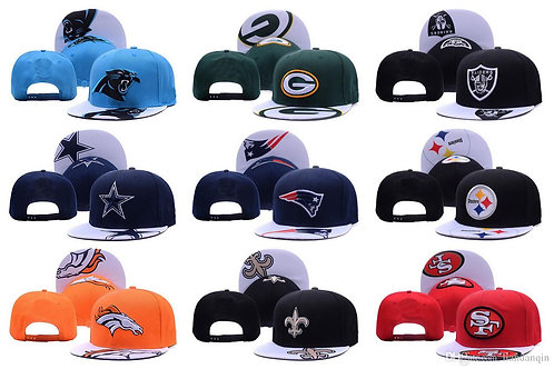 All Team Football Cap