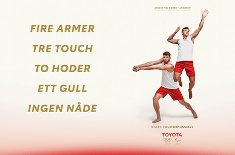 Toyota Olympic Games 2021
