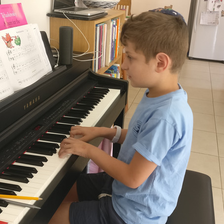 Top Tips on how to prepare for a Piano Recital!​