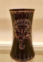 SOLD - Brown Vase - $75
