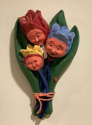 Pea Family - $125