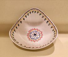Triangular Bowl - $45