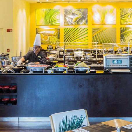 パーム・カフェ|アウトリガー・グアム・ビーチ・リゾート