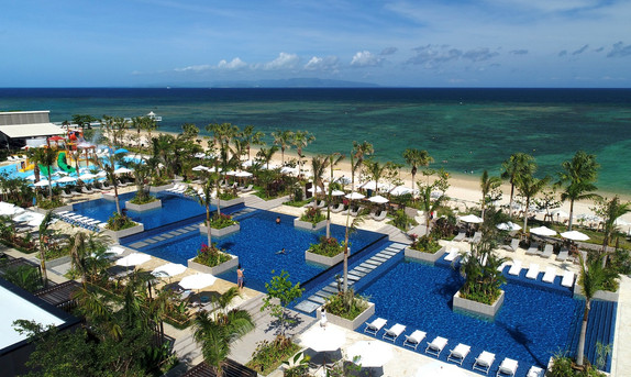FUSAKI BEACH RESORT HOTEL&VILLAS_Pool_Aq
