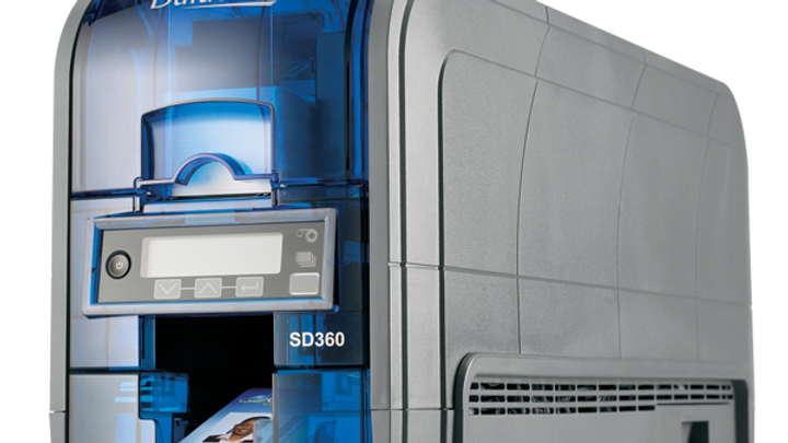 Datacard SD-360 PVC Card/ ID Card Printer