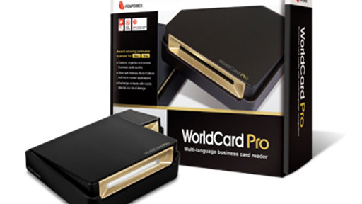 Penpower WorldCard Pro (VISITING CARD SCANNER)