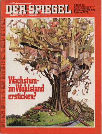 """Ausgaben """"Der Spiegel"""""""