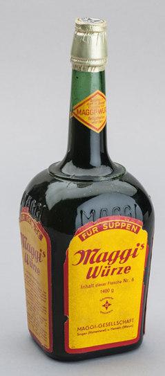 Maggiflasche