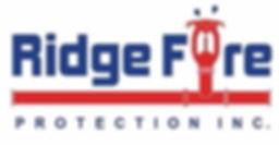 Ridge Fire Logo