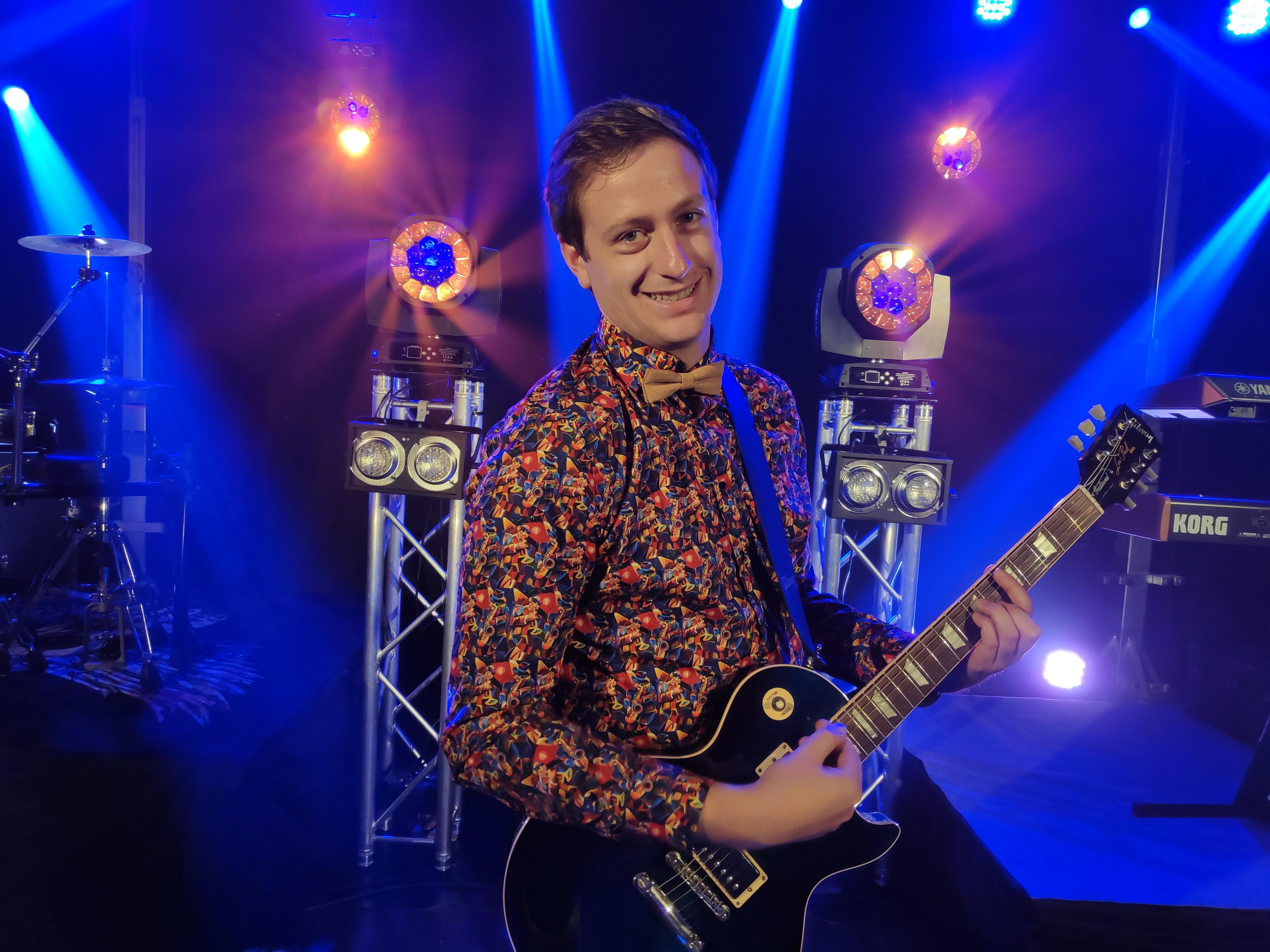 Raphaël - Guitariste / Bassiste