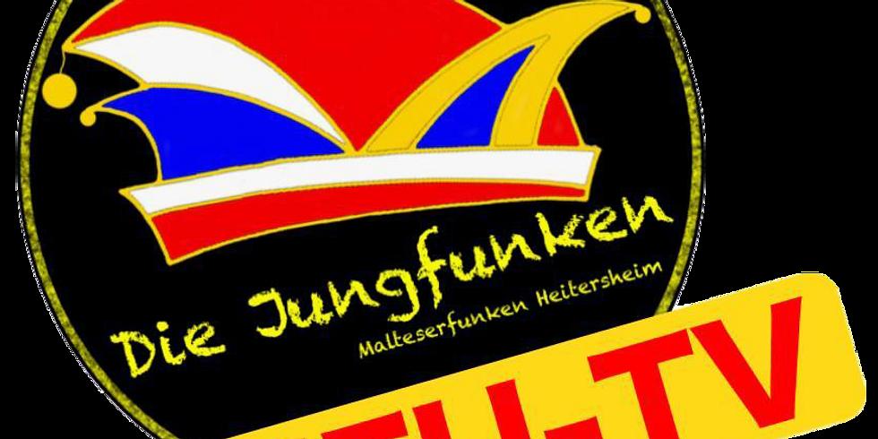 """""""Die Reise des jungen Funkens"""" presented by Jungfunken Heitersheim"""