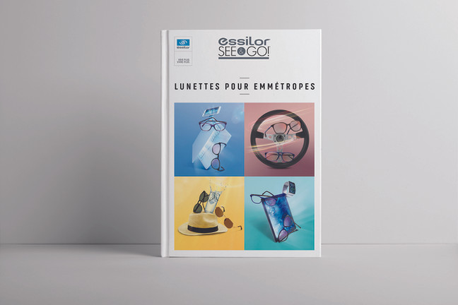 Catalogue 2020 collection See&go - Lunettes - Essilor international