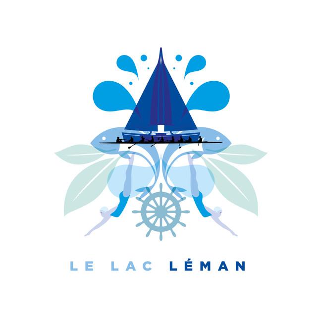 Recherche sur une identité graphique pour la ville de Lausanne.