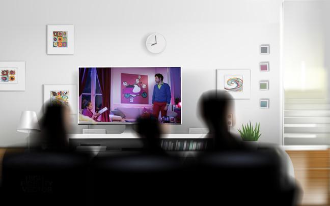 Création d'un spot de publicité commercial pour la télévision Suisse pour BLI BLA BLO, opérateur