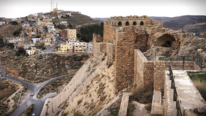 Remembering the Karak Castle Rebuild