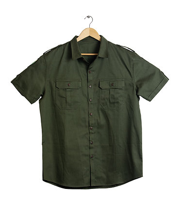 1-for-1 Jungle Tracker Shirt - Short Sleeved