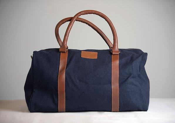 Salty Swamis Duffel Bag - Navy Blue