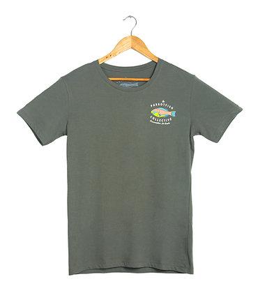 Parrotfish Standard Tee - Green
