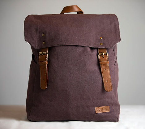 Salty Swamis Backpack - Burgundy