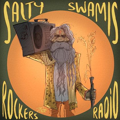 Rocker's Radio - Poster