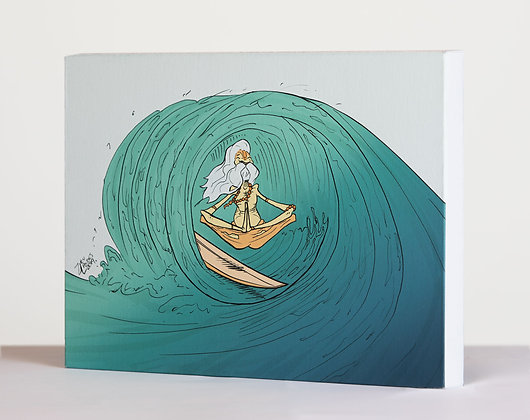 Barrel Swami - Box Frame