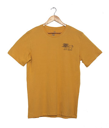 Salty Swamis Transportation Company - Mustard