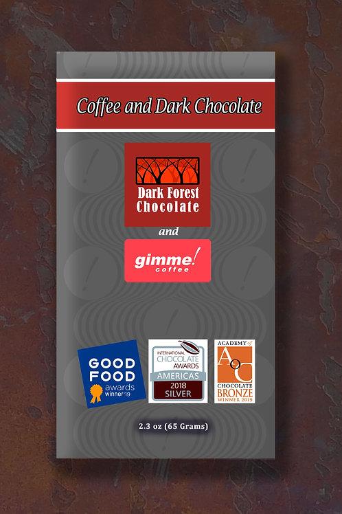 Coffee and Dark Chocolate (Vegan)