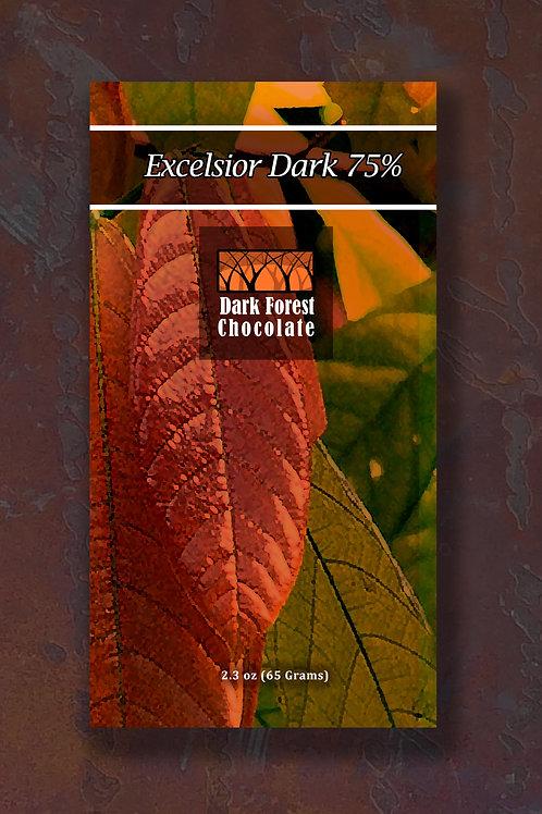 Excelsior Dark 75% (Vegan)