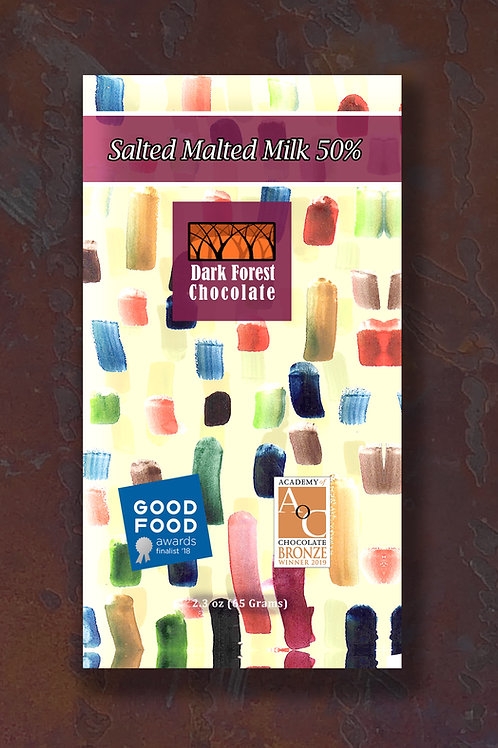 Salted Malted Milk