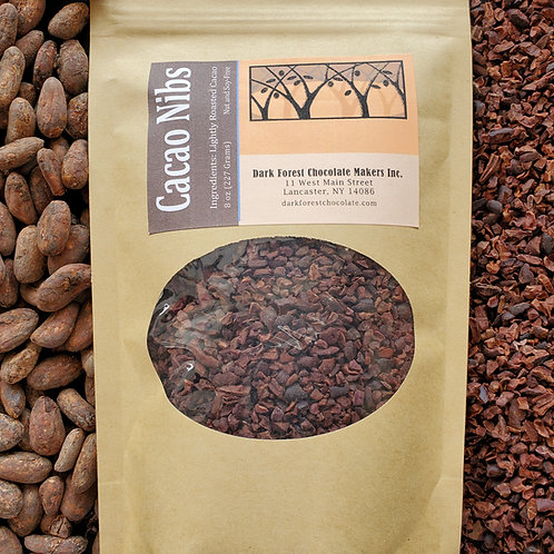 Cacao Nibs (unroasted)